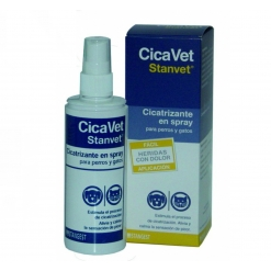 CICAVET CICATRIZANTE EN SPRAY 125ml.