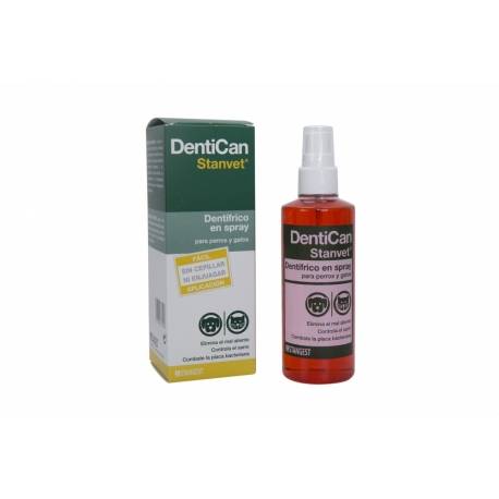 DENTICAN Spray Dental 125 ml.