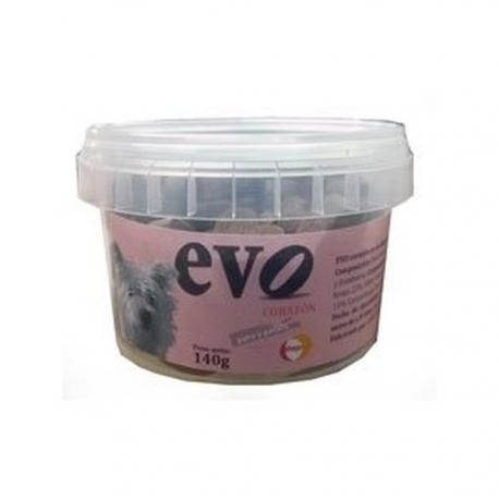 MINI SNACKS EVO Pavo 140gr.